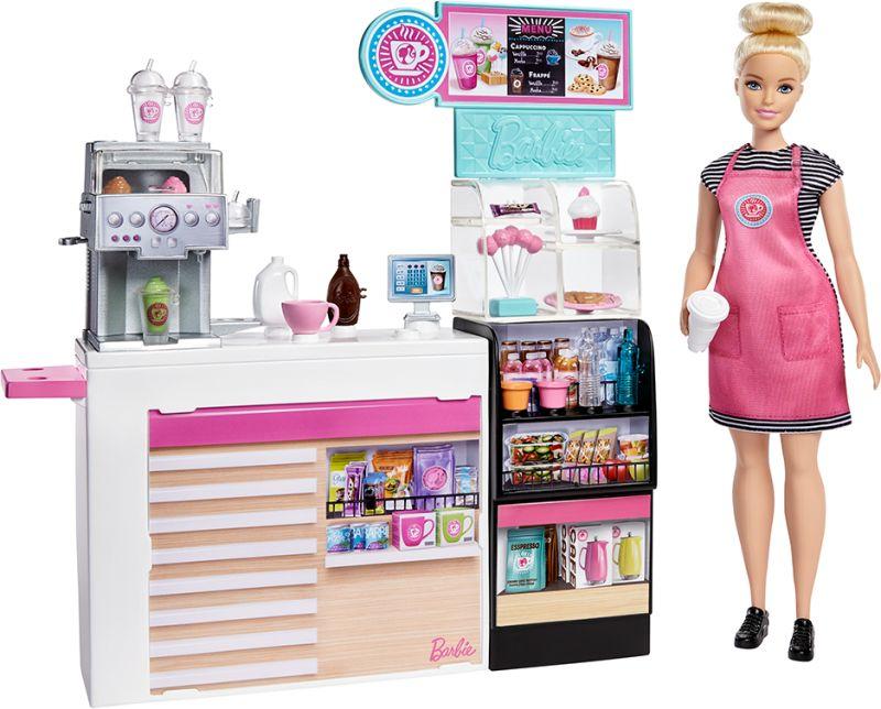 Barbie Καφετέρια GMW03