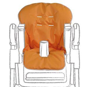Giordani Κάλυμμα Για Καρεκλάκι Φαγητού Πορτοκαλί