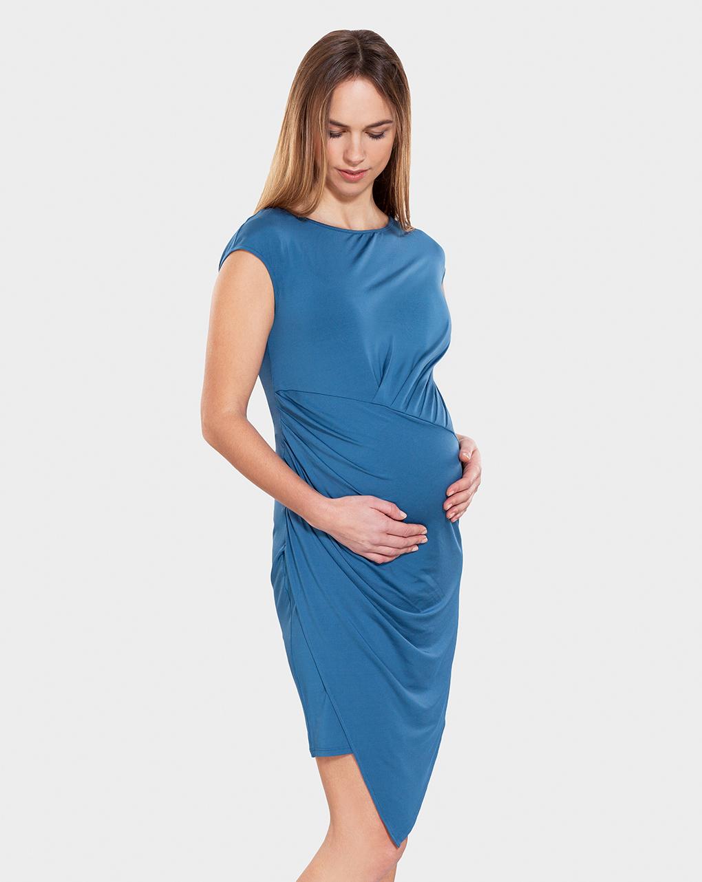 Γυναικείο Αμάνικο Στενό Φόρεμα