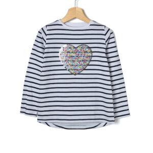 Μπλούζα με Παγιέτες για Κορίτσι