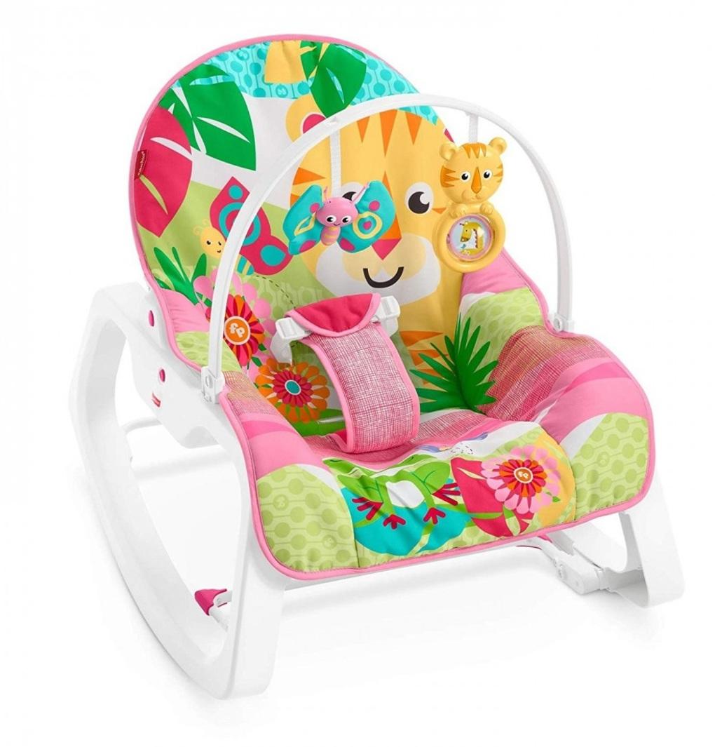 Fisher-Price Infant To Toddler Ριλάξ / Κούνια Τιγράκι