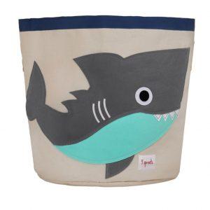 3Sprouts Καλάθι Αποθήκευσης-Shark