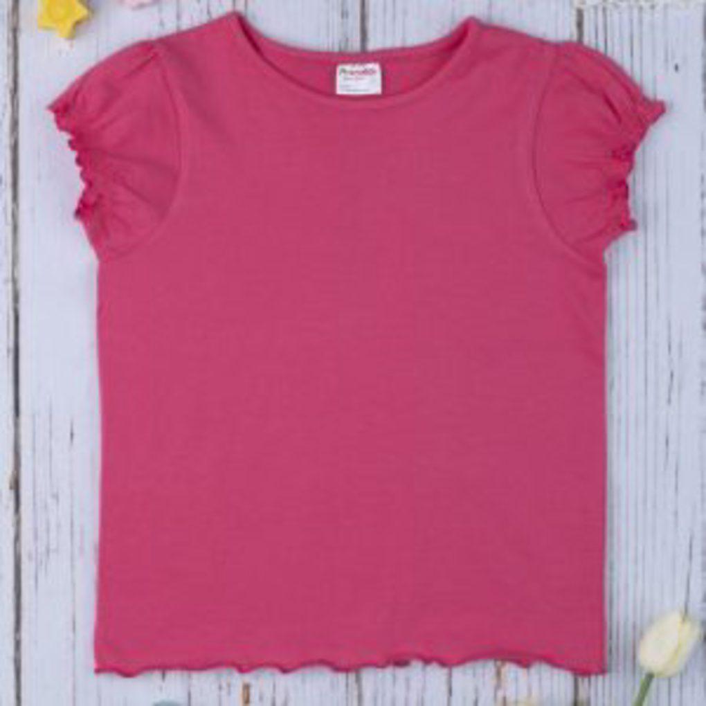 T-shirt Φούξια Μεγ.8-9/9-10 Ετών για Κορίτσι