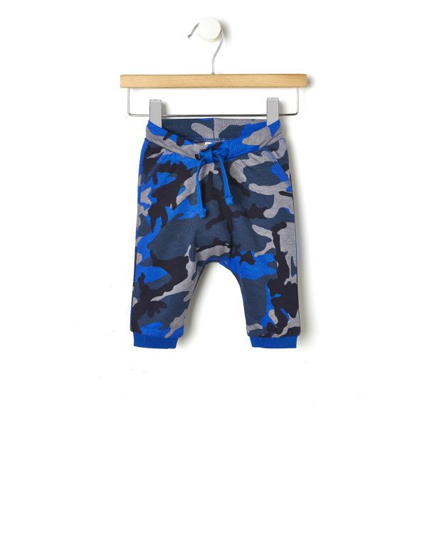 Παντελόνι Φόρμας με Σχέδιο Παραλλαγή για Αγόρι