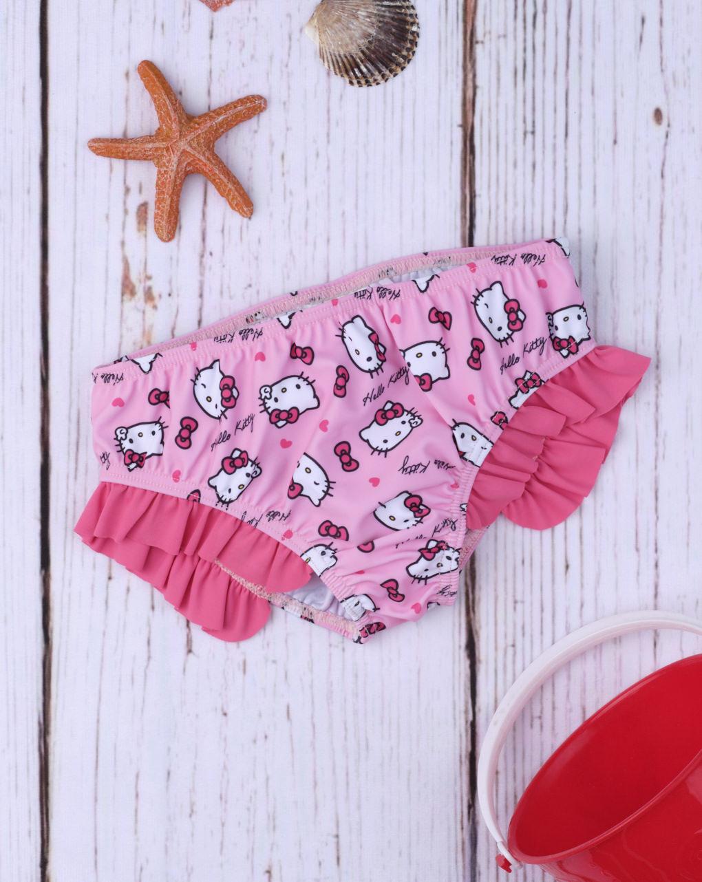 Μαγιό Σλιπ Hello Kitty για Κορίτσι