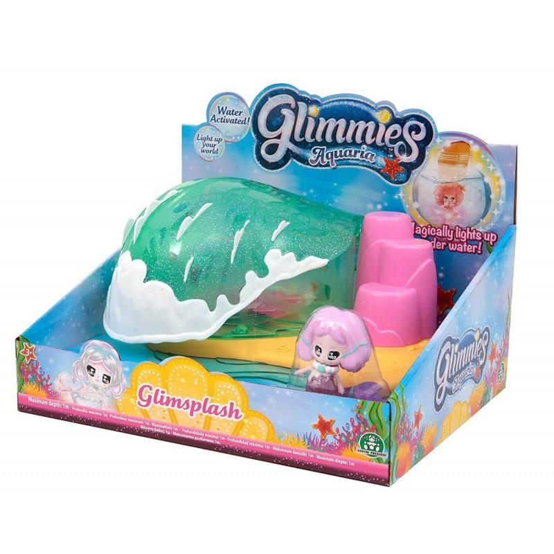 Glimmies Aquaria Glimsplash Με Κούκλα GLA03010