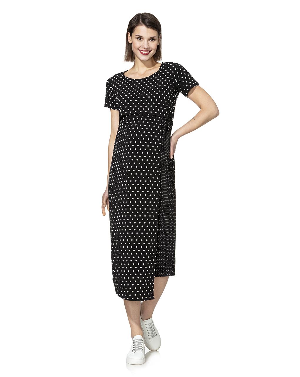 Γυναικείο Φόρεμα με Στάμπα
