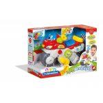 Baby Clementoni Βρεφικό Παιχνίδι Αρης Γκαζιάρης 1000-63209