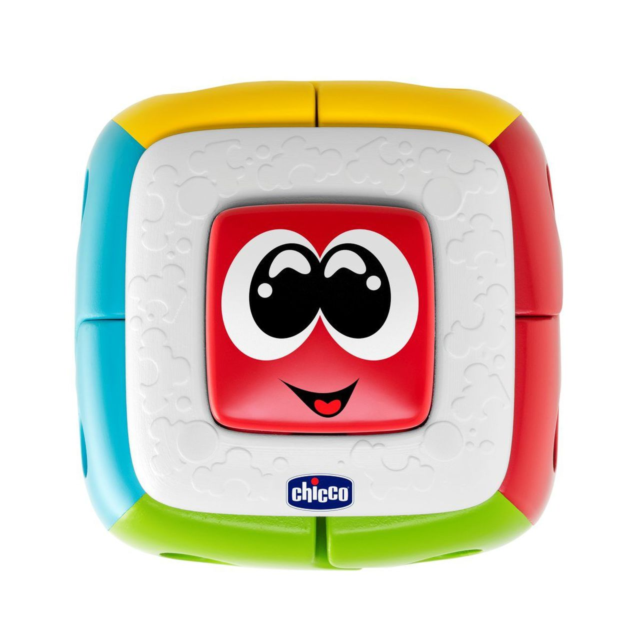 Chicco Παιδικός Κύβος Ρούμπικ 2 σε 1 Y02-10061-00