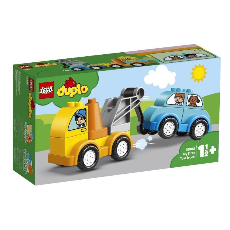 LEGO DUPLO My First Το Πρώτο Μου Ρυμουλκό Φορτηγό 10883