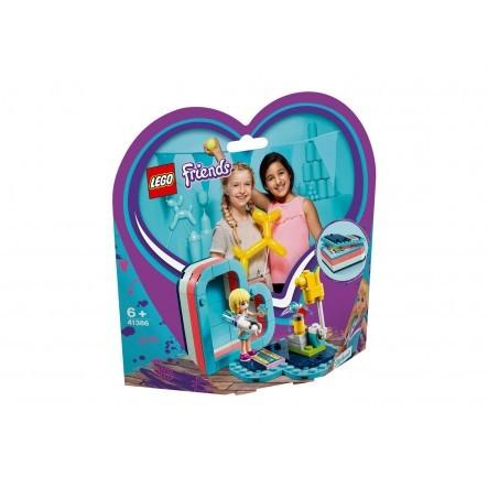 LEGO Friends Καλοκαιρινό Κουτί-Καρδιά Της Στέφανι 41386