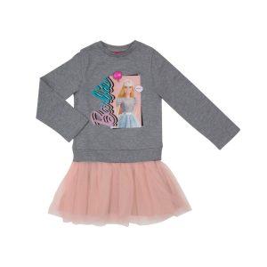 Φόρεμα Fleece Barbie για Κορίτσι