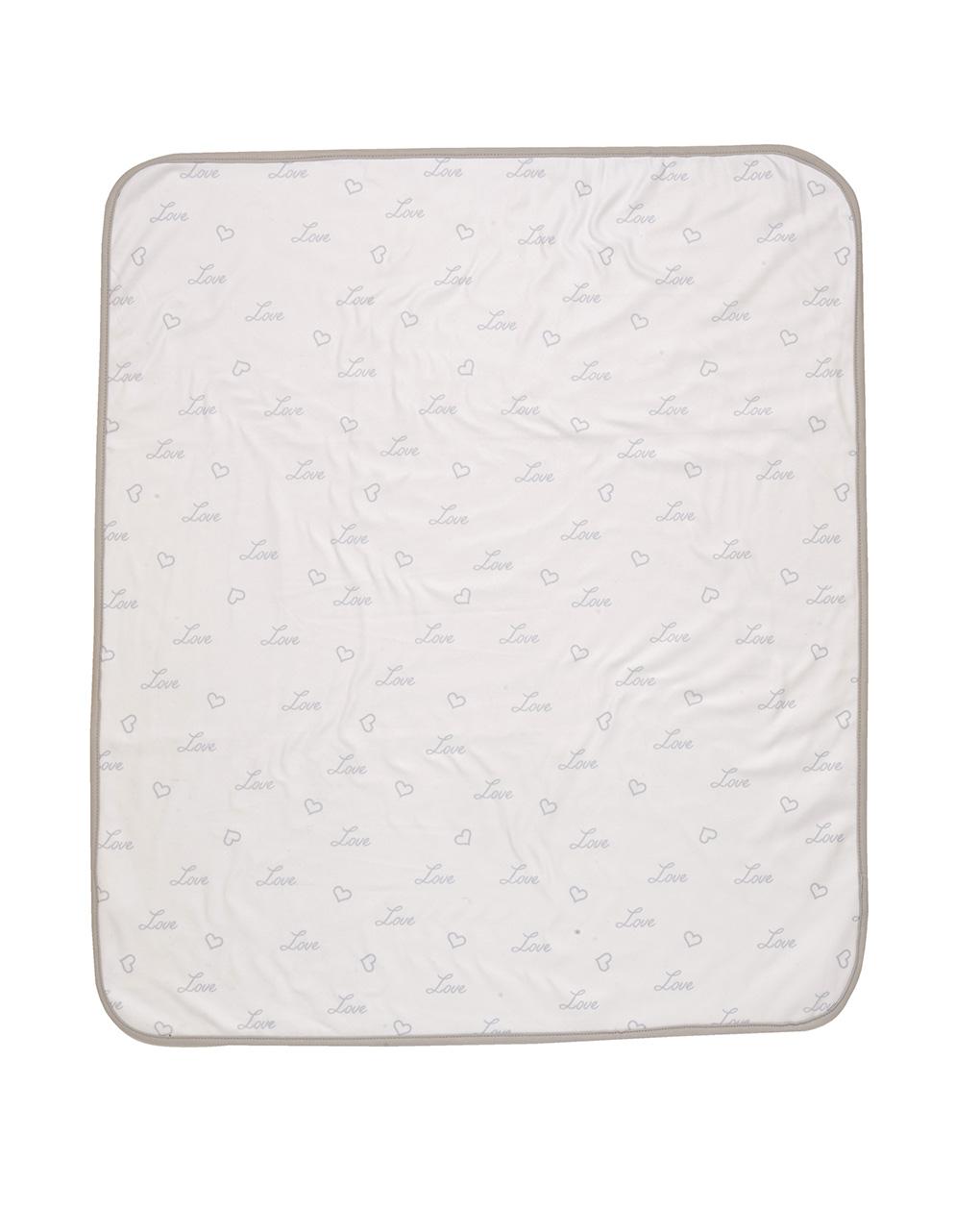 Κουβέρτα για Λίκνο από Pile Unisex - one size