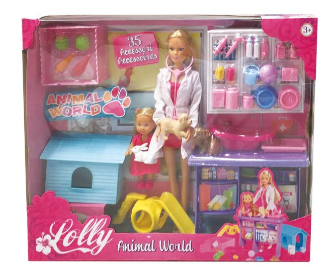 Lolly Animal World