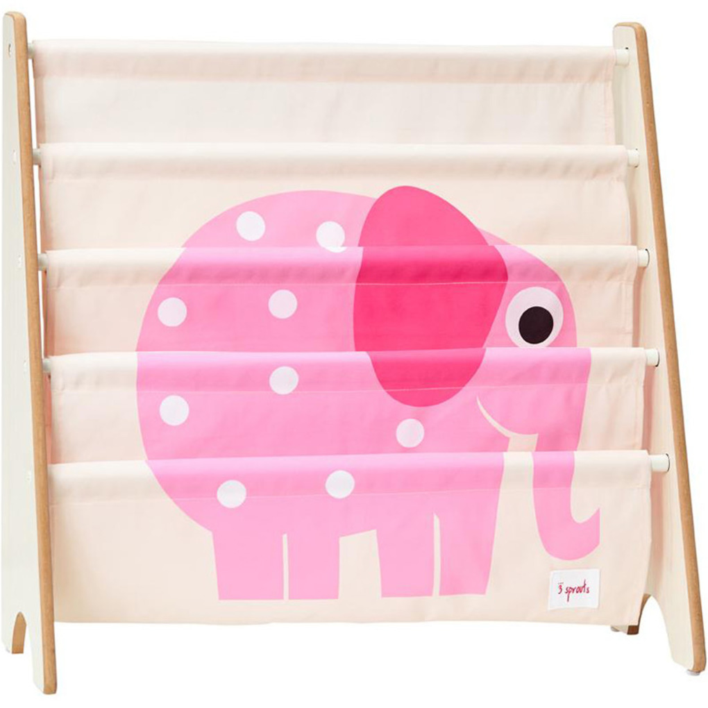 3Sprouts Θήκες Για Βιβλία-Elephant