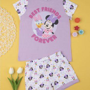Πιτζάμα Minnie και Daisy για Κορίτσι