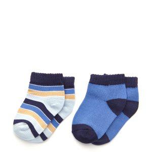 Κάλτσες x2 από Βαμβάκι για Αγόρι