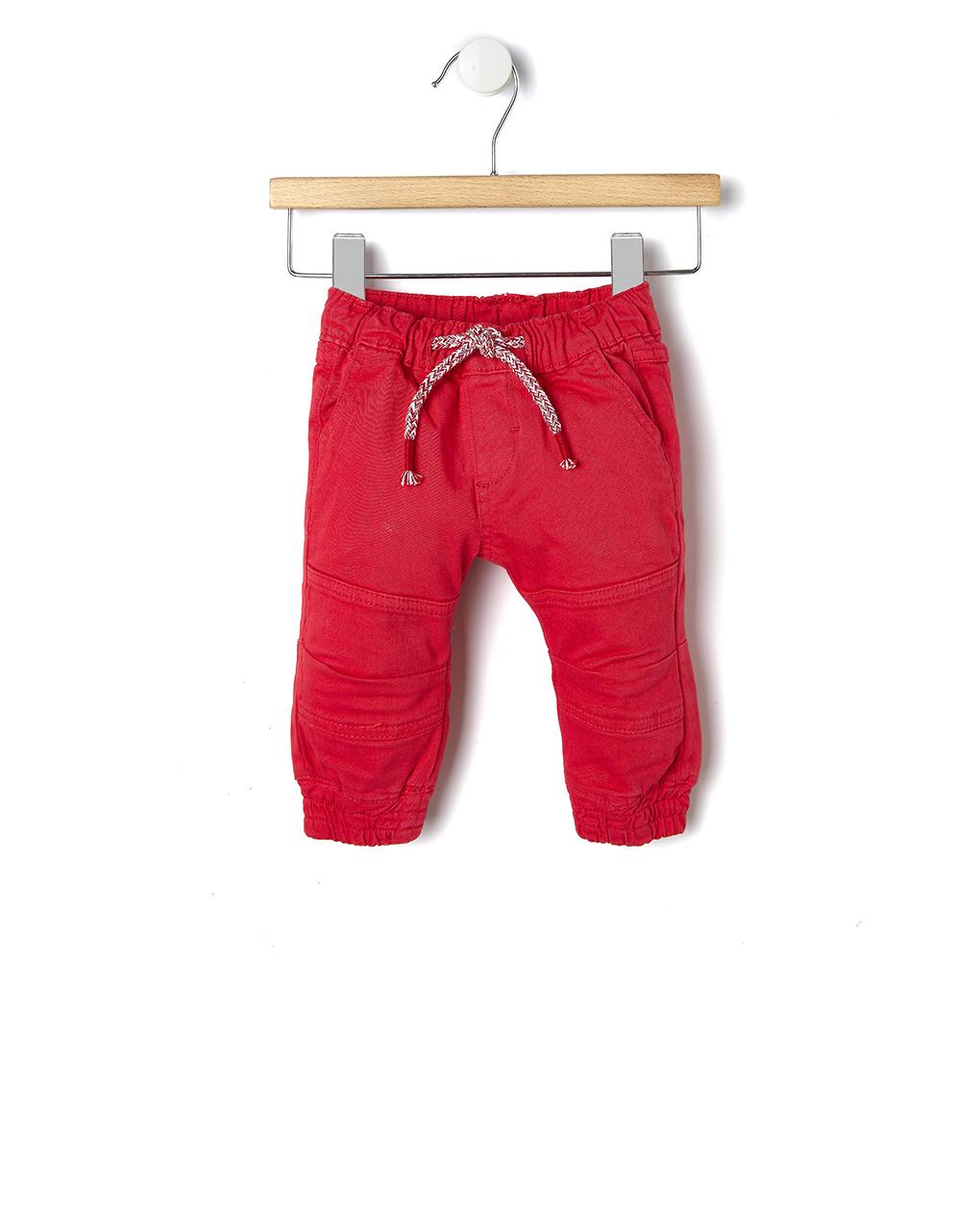 Παντελόνι Denim Κόκκινο για Αγόρι
