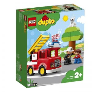 LEGO Duplo Town Πυροσβεστικό Φορτηγό 10901