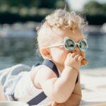 KiETLA: Γυαλιά Ηλίου Ourson 2-4 ετών Almond Green