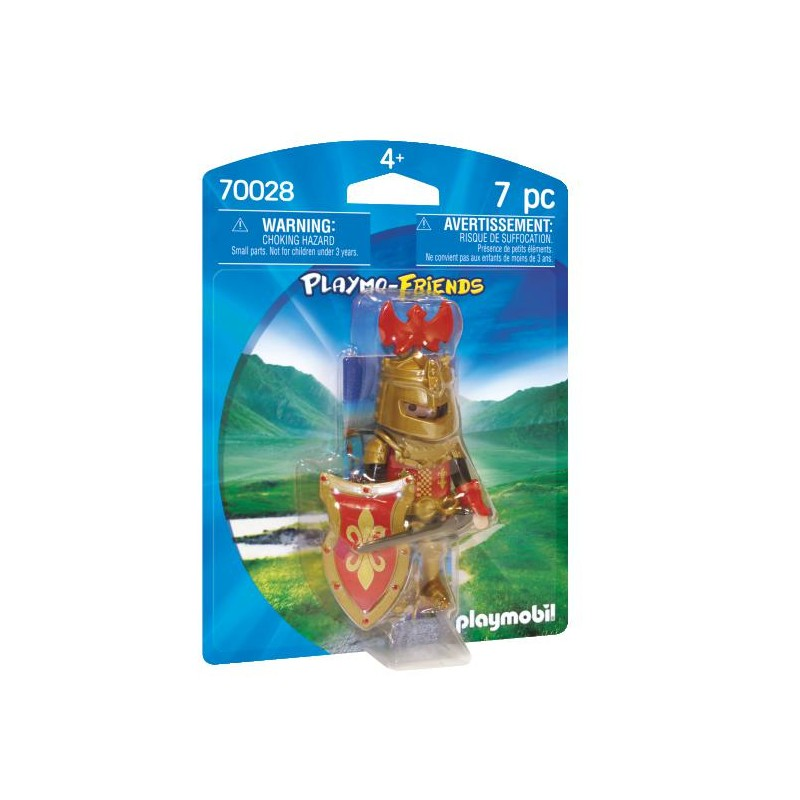 Playmobil Friends Ιππότης 70028