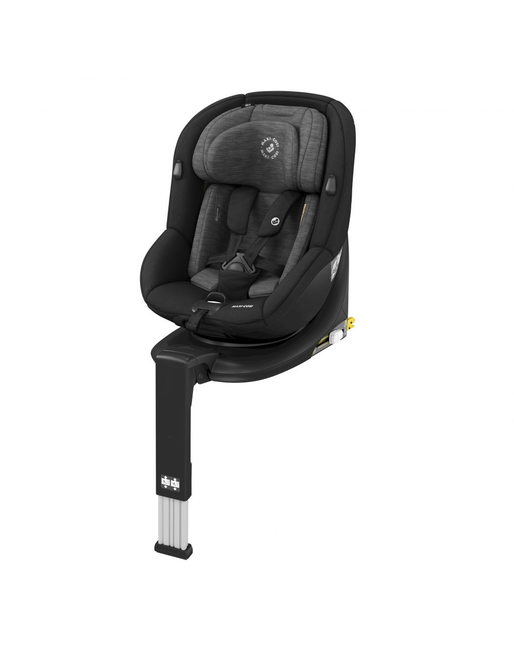 Maxi Cosi Κάθισμα Αυτοκινήτου Mica Authentic Black