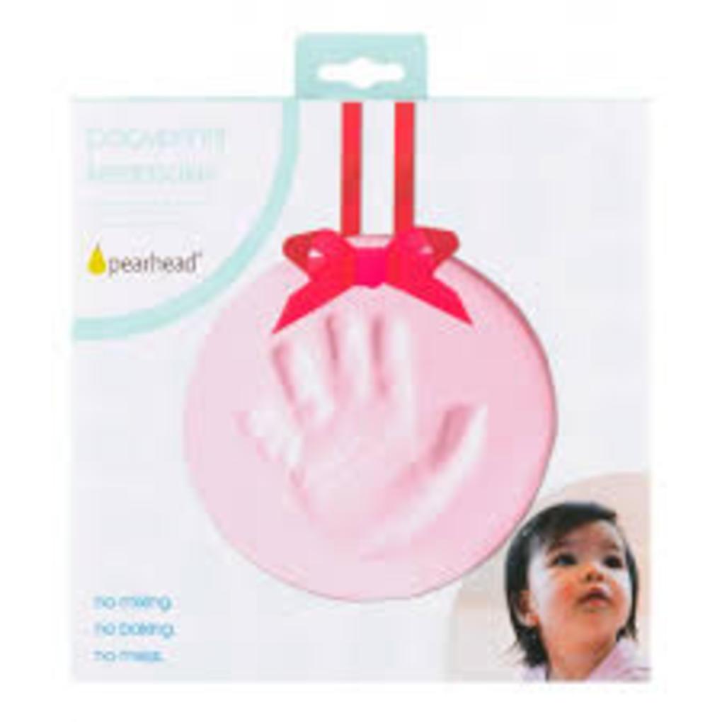 Pearhead Babyprints Keepsake Ροζ