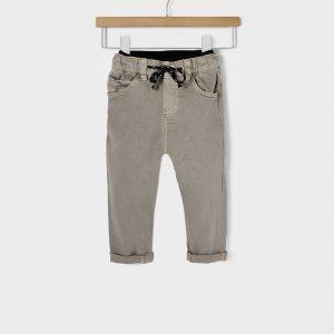 Παντελόνι Denim Ελαστικό Γκρι για Αγόρι