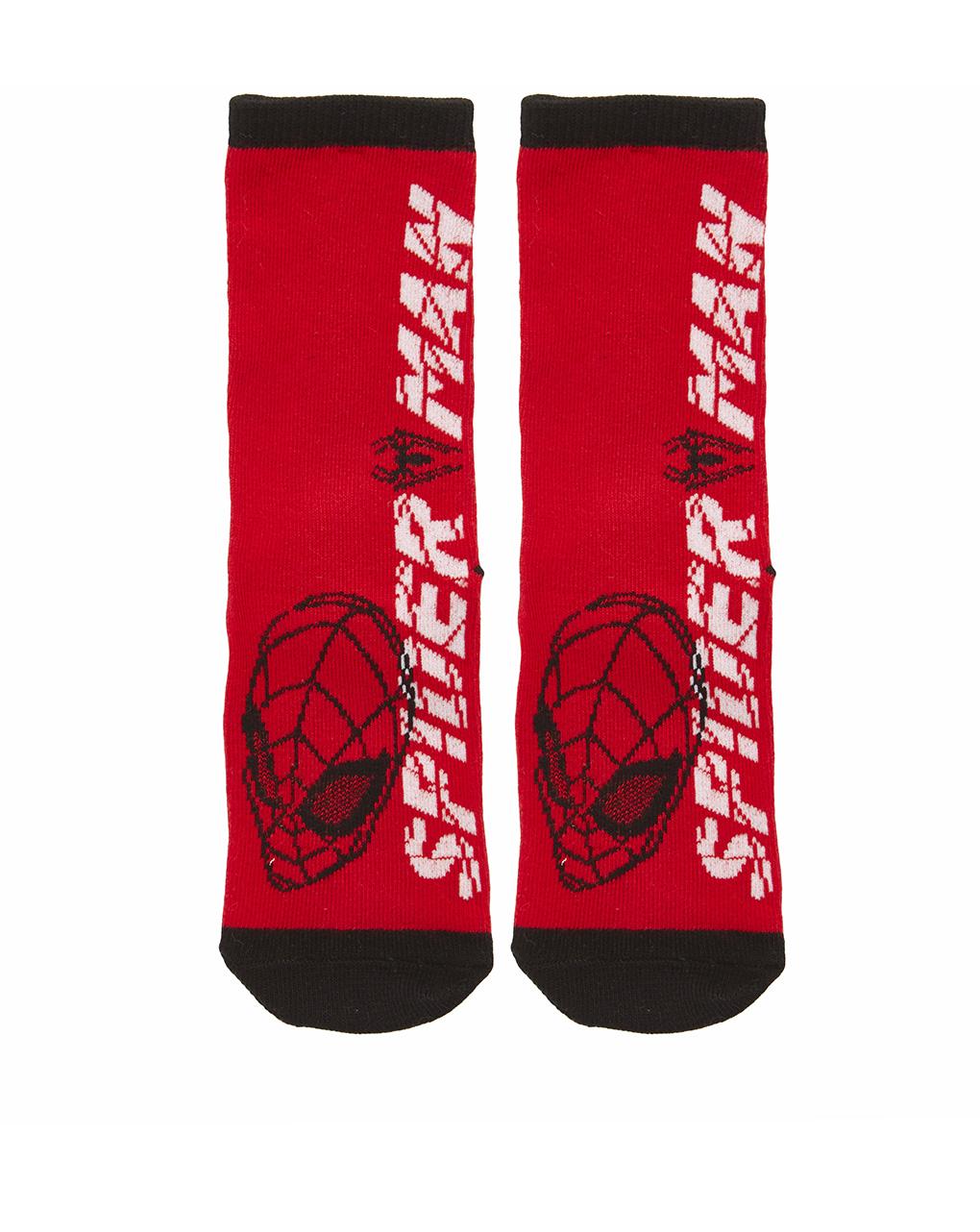 Κάλτσα Αντιολισθητική Spider-Man για Αγόρι