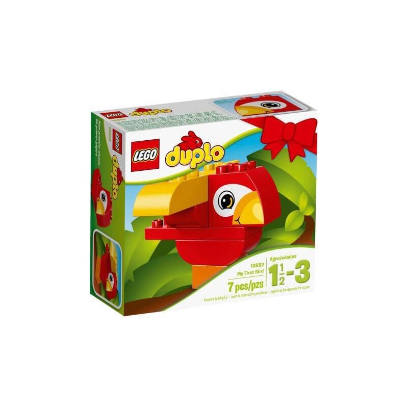 LEGO DUPLO My First Το Πρώτο Μου Παπαγαλάκι 2Nd 10852