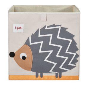 3Sprouts Κουτί Αποθήκευσης-Hedgehog