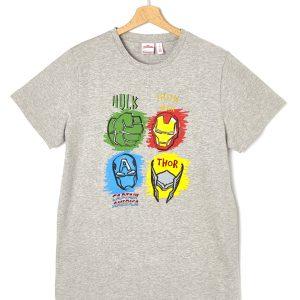 T-shirt Avengers για τον Μπαμπά