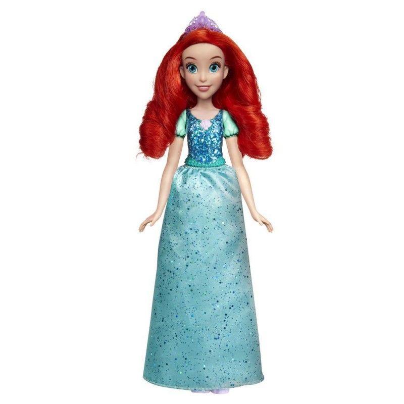 Disney Princess Shimmer Κούκλα E4020 3 Σχέδια