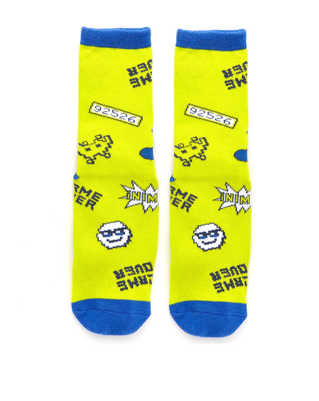 Κάλτσες Αντιολισθητικές Games για Αγόρι