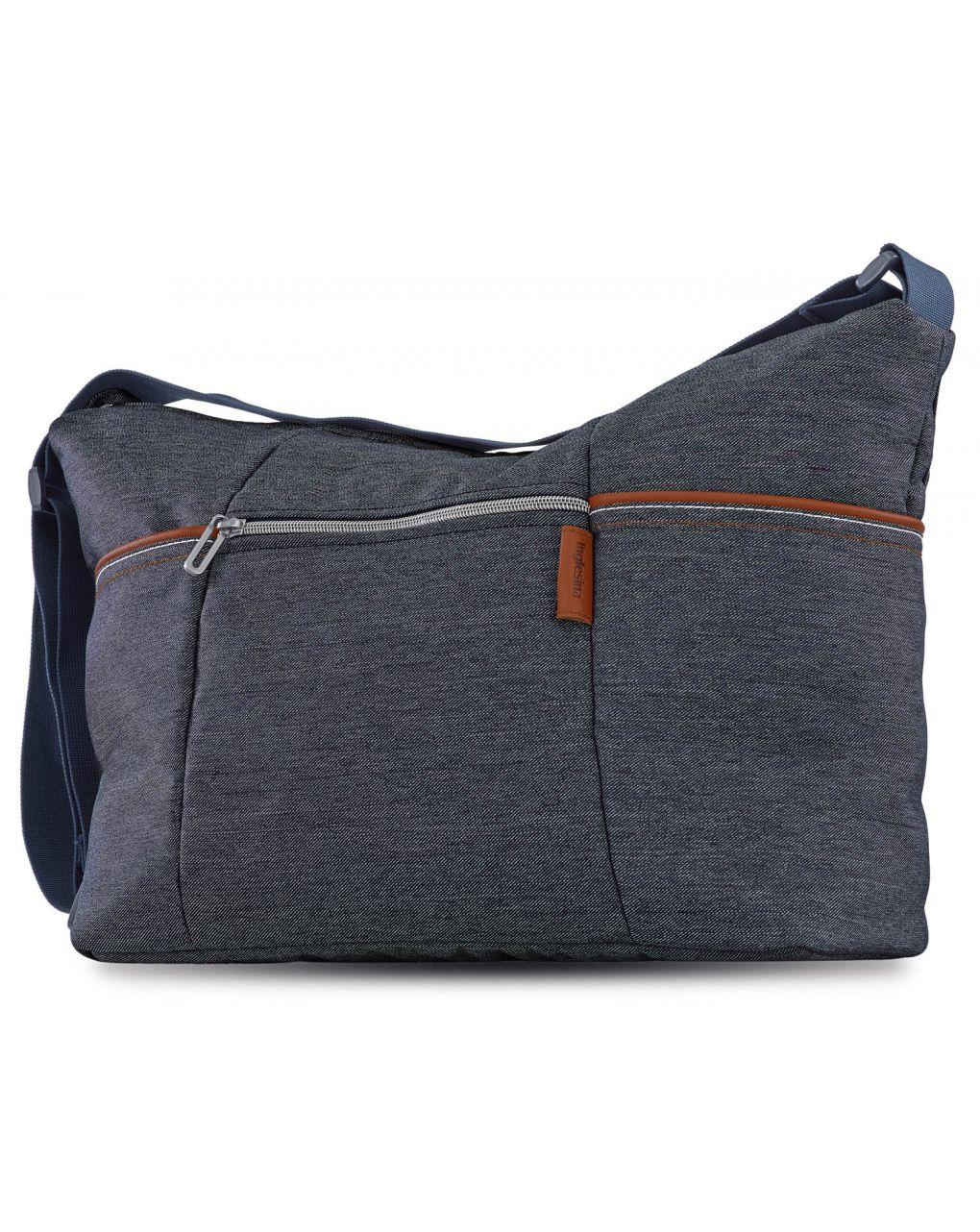 Inglesina Trilogy Day Bag Τσάντα-Αλλαξιέρα, Village Denim