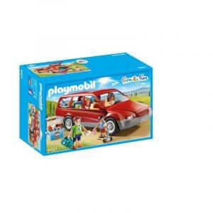 Playmobil Family Fun Οικογενειακό Πολυχρηστικό Όχημα - Family Car 9421