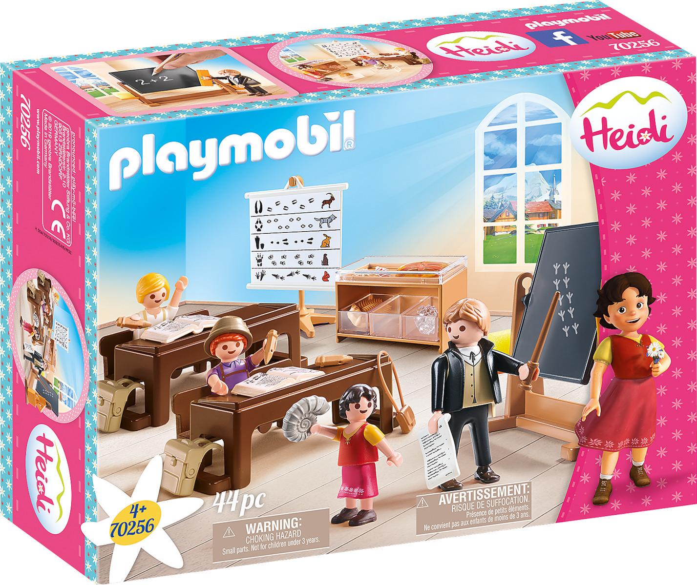 Playmobil Heidi Η Τάξη Της Χάιντι 70256