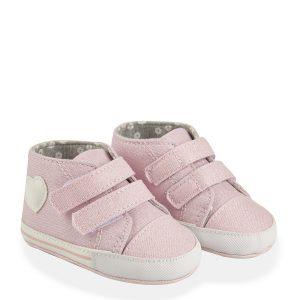 Παπούτσια Twill με Glitter για Κορίτσι
