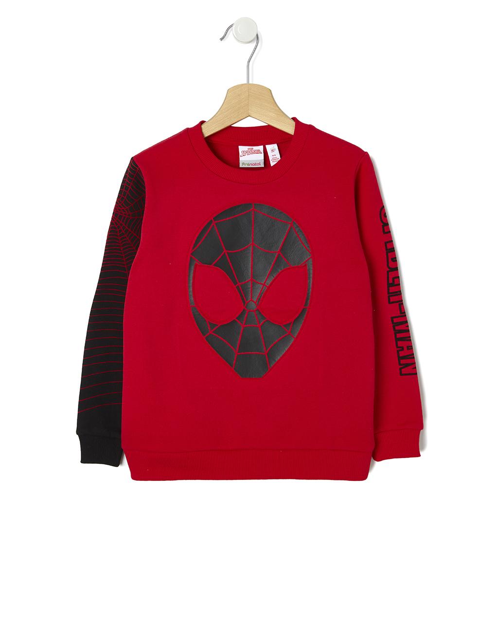 Mπλούζα φούτερ Spiderman