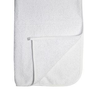 Πετσέτα Λευκή Unisex