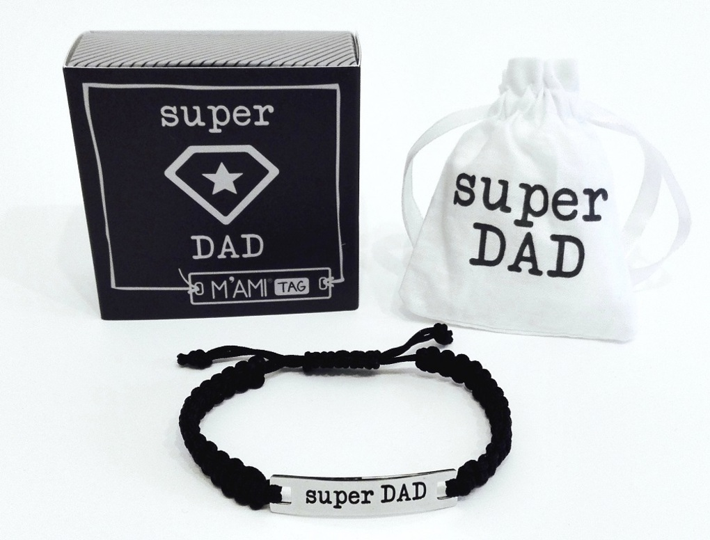 Mamijux Βραχιόλι Super Dad