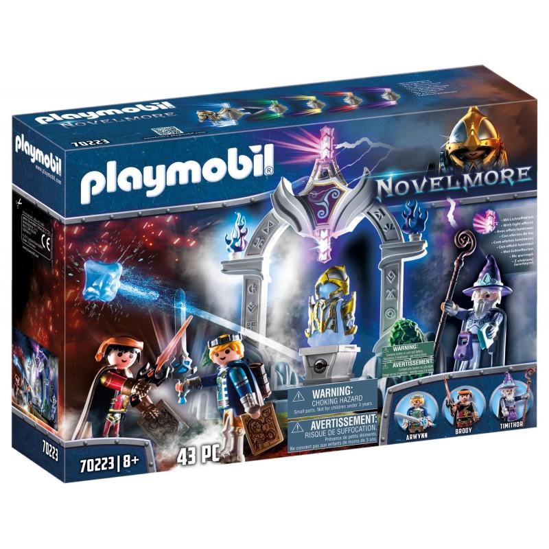 Playmobil Novelmore Ιερό Της Μαγικής Πανοπλίας 70223