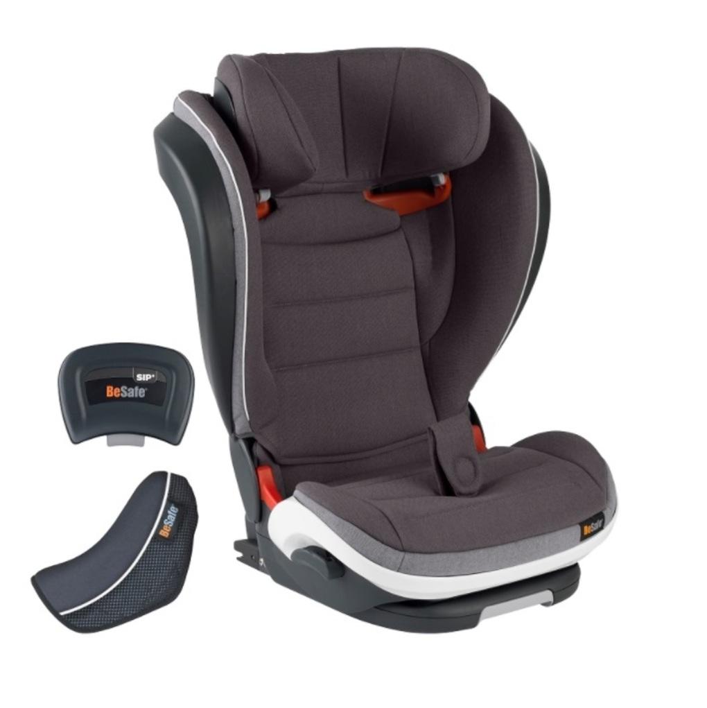 BeSafe Κάθισμα Αυτοκινήτου iZi Flex FIX i-Size, Metallic Melange
