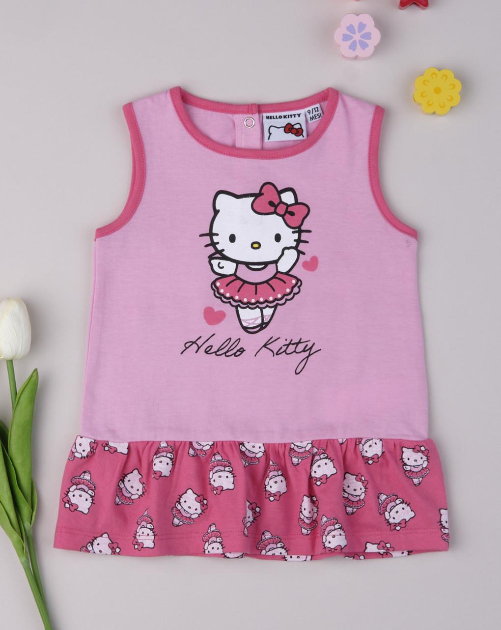 Μπλούζα Αμάνικη Hello Kitty για Κορίτσι