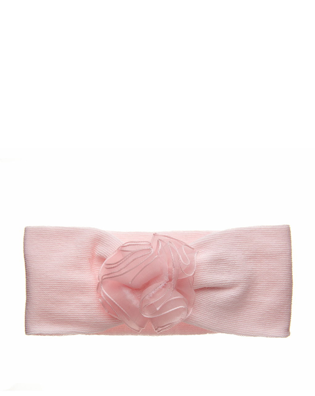 Κορδέλα για τα Μαλλιά Ροζ με Φιόγκο