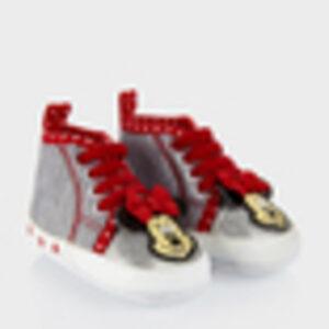 Βρεφικά Παπούτσια Αγκαλιάς Minnie για Κορίτσι
