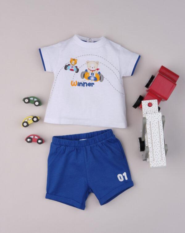 Σετ T-shirt Σορτς Winner για Αγόρι