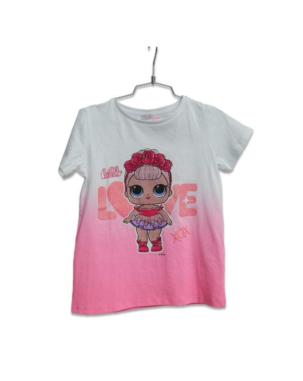 T-shirt Κοντομάνικο Lol για Κορίτσι