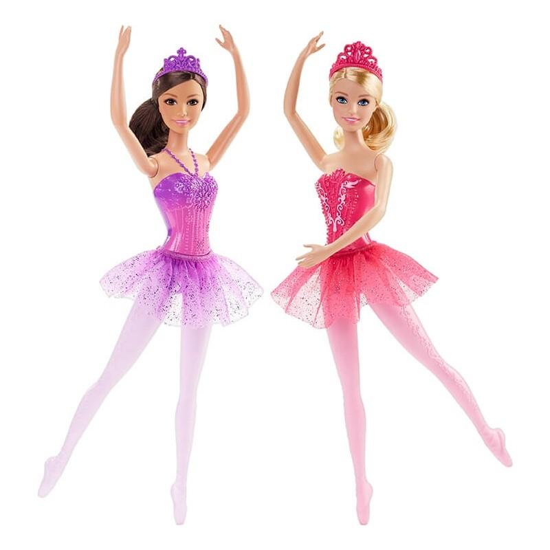 Barbie Μπαλαρίνα DHM41 / ASST