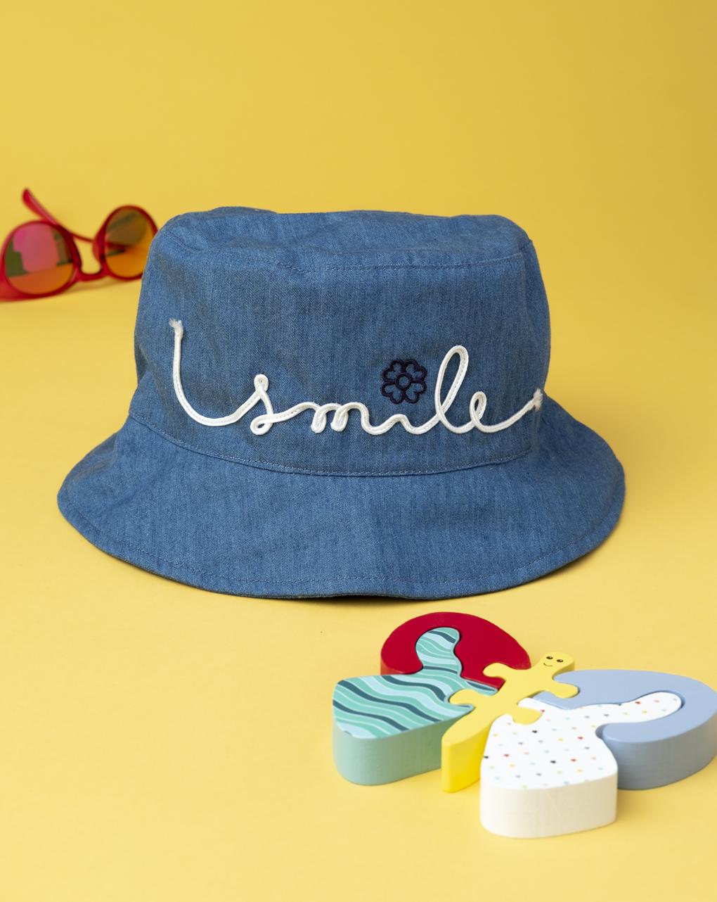 Καπέλο Chambray για Κορίτσι